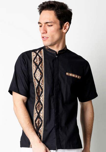 contoh baju muslim lebaran terbaru untuk pria 2016