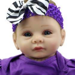 22 inch Reborn Silicone Baby Doll Newborn Babies Girl Lifelike Babies Dolls Kids Birthday Xmas Gift