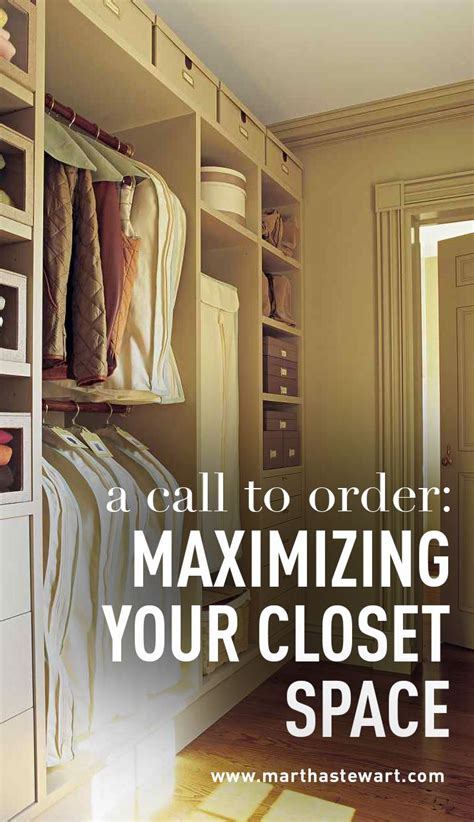 38 Best Organizing Your Closet Images On Pinterest