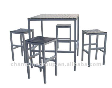 table exterieur pas cher table de bar exterieur pas cher