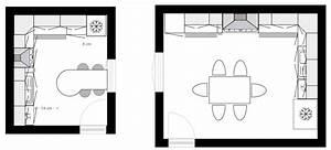 Plan De Cuisine 3d : plan de cuisine gratuit logiciel archifacile ~ Nature-et-papiers.com Idées de Décoration