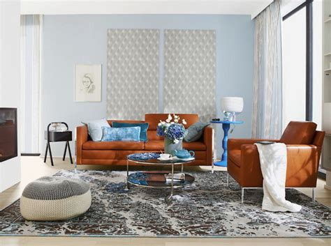 Blue Living Room Accents by Living Room Designs Archives Mianhuatang Mianhuatang Info
