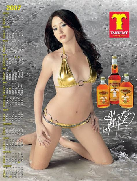 katrina halili as tanduay girl katrina halili photo gallery