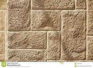 Outillage Taille De Pierre : mur de pierre de taille avec la configuration de brique ~ Dailycaller-alerts.com Idées de Décoration