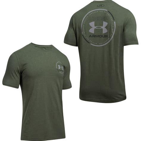 Tshirt Armour Biru armour 2017 mens heatgear mantra sleeve