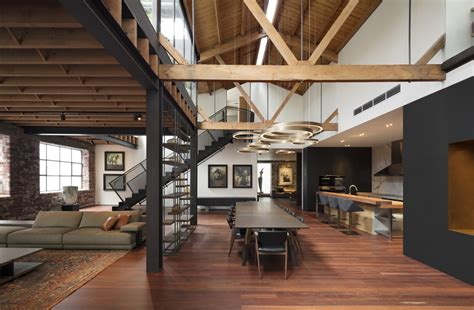 Home Design Ideas Architecture by Centrum Architects Restores And Adapts Melbourne Warehouse