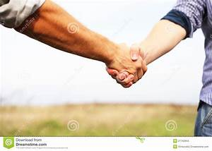 People Shaking Hands Stock Photos - Image: 27742843