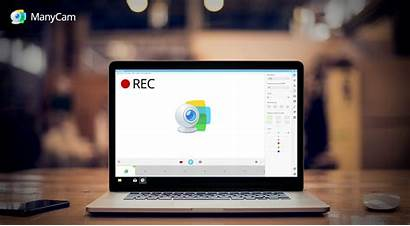 Record Screen Streaming Stream Manycam Desktop Lecture