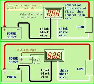 Ammeter Schematic And Diagram  U2013 Usefulldata Com
