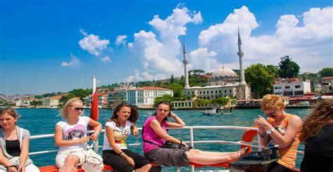 Istanbul Bosphorus Tour By Boat by Bosphorus Cruise Two Continents Istanbul Tour Istanbul