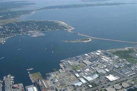 bedford harbor welcomes  york yacht club