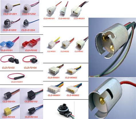 Popular Sales Auto Light Bulb Socket 1156 / 1157 / T10