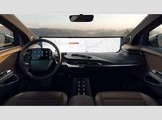 Byton's electric MByte SUV has a screen as wide as 7