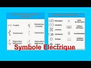 Radiateur Electrique Sur Circuit Prise : symbole schema electrique maison youtube ~ Carolinahurricanesstore.com Idées de Décoration