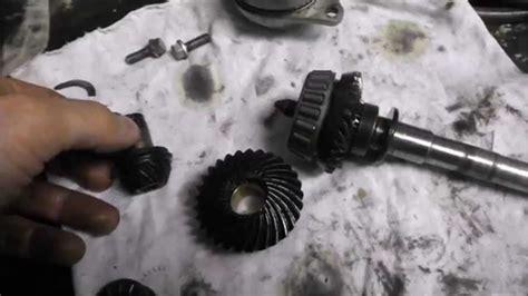 outboard  unit rebuild part    propeller shaft