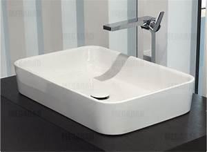 Aufsatzwaschbecken 60 Cm : bette betteart aufsatzwaschtisch 60 x 40 cm a181 000 megabad ~ Indierocktalk.com Haus und Dekorationen