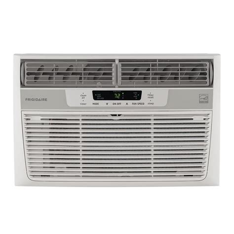 shop frigidaire 250 sq ft window air conditioner 115 volt 6000 btu energy at lowes