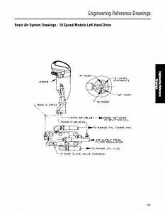 Wiring Diagram  30 Eaton Fuller 18 Speed Air Line Diagram