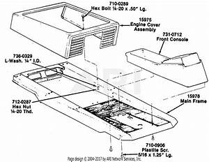 Mtd Lawnflite Mdl 501 Parts Diagram For Parts  Style B