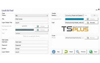 TSplus screenshot #5