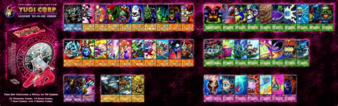 Pegasus Structure Deck by Character Deck Maximillion Pegasus By Yugicorp On Deviantart