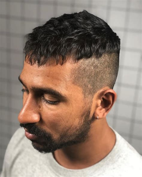stunning french crop haircuts  men amazing french