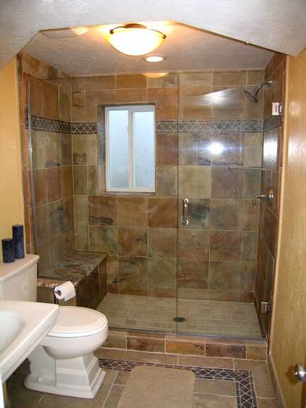 Impressive Small Bathroom Ideas With Shower Only #10