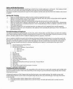 Free 7  Sample Safety Manual Templates In Ms Word