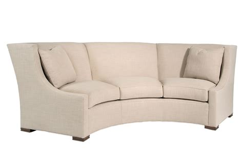 Pearson 2233 3 Dramatic Curved Sofa Great Conversational