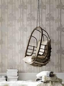 Fauteuil Suspendu Plafond : hangstoel in huis ~ Teatrodelosmanantiales.com Idées de Décoration