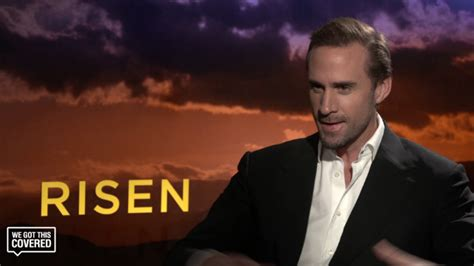 Exclusive Video Interview: Joseph Fiennes Talks Risen