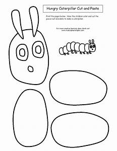 the very hungry caterpillar activity write spelling word With very hungry caterpillar templates free
