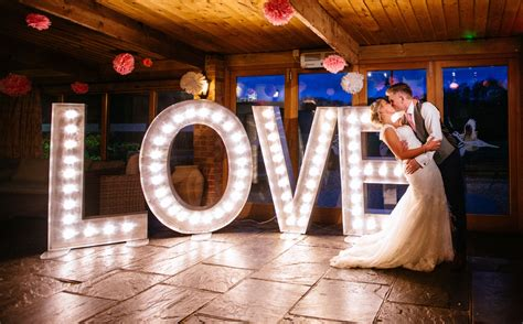 Large Light Up Letters by Light Up Marquee Letters Hire Lounge