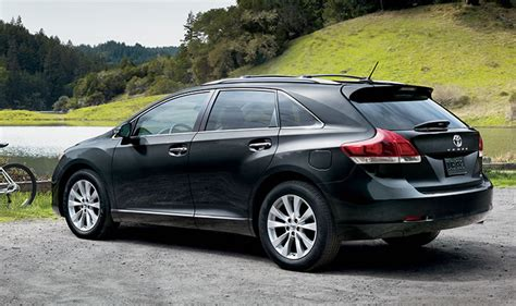 toyota venza overview  news wheel