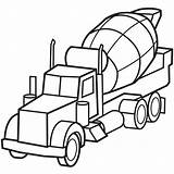 Coloring Bulldozer Pages Printable Colouring Comments Truck sketch template