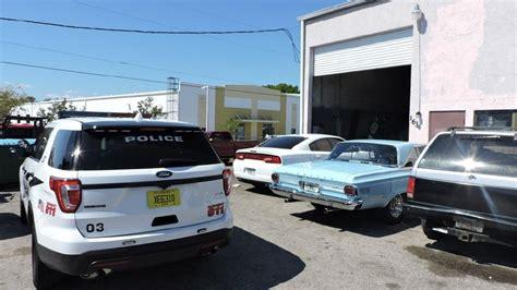 Boat Auto Repair Shops by 11 Cars Boat Burglarized In Boat Repair Shop Parking Lot