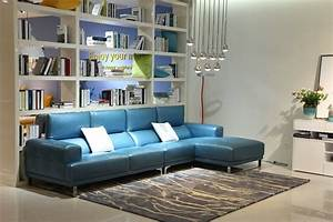 Real leather sectional sofas home the honoroak for Genuine leather sectional sofa toronto