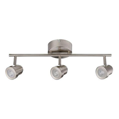 hton bay track lighting dimmable led track lighting fixtures pair hton bay white