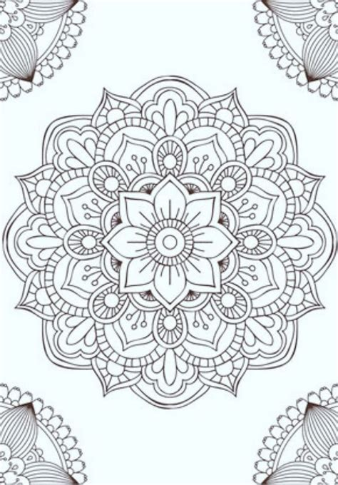 printable mandala patterns    mandala drawing mandala coloring pages mandala