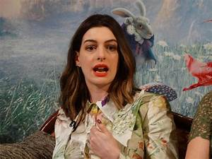 """Cast and creative team discuss """"Alice Through the Looking ..."""