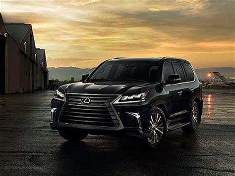 lexus lx luxury suv features