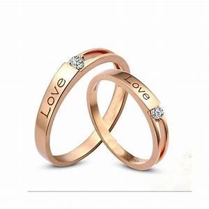 Couples Matching Diamond Wedding Bands On Silver JeenJewels