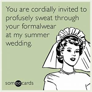 6 someecards that perfectly describe what it39s like to With funny ecard wedding invitations