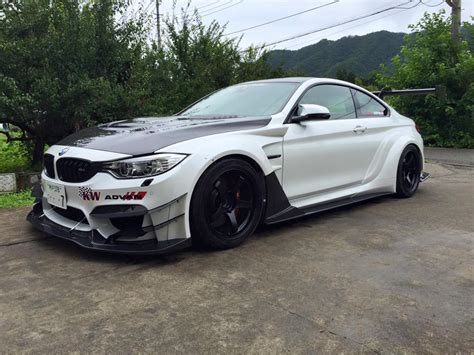 Bmw M4 Wide Kit by Varis Launches Wide Kit For Bmw M4 Autoevolution