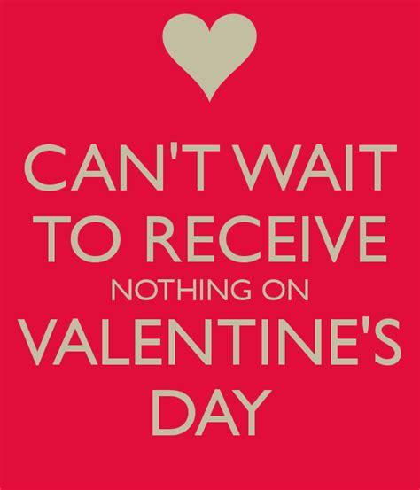 wait  receive   valentines day poster