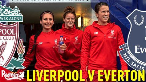 Liverpool FC Women v Everton Ladies   Liverpool Women's ...