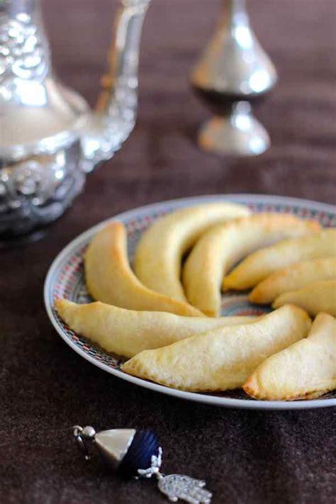 corne cuisine maroc corne de gazelle blogs de cuisine