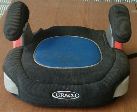 Gently Used Graco Model 8491rgb Turbobooster Car Booster