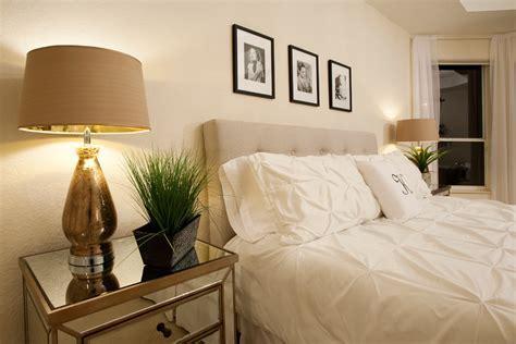 mid century modern bedroom Bedroom Midcentury with beige
