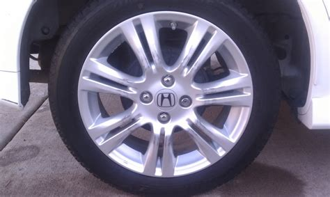 fs honda fit sport  wheels  bridgestone tires kmi